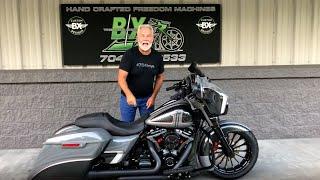 2020 Harley Davidson Street Glide Custom Bagger by The Bike Exchange