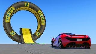 saltos increibles carrera gta v online gta 5 online