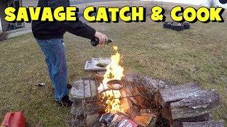 SAVAGE Catch & Cook ft. Tim Galati Outdoors & First State Fishing! BONUS FOOTAGE -- #2
