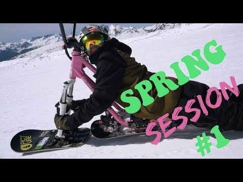 SNOWSCOOT SPRING SESSION