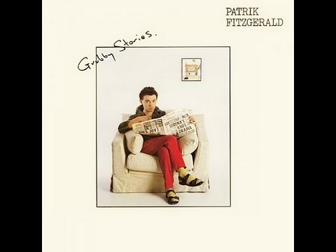 Patrik Fitzgerald - 'Suicidal Wreck'