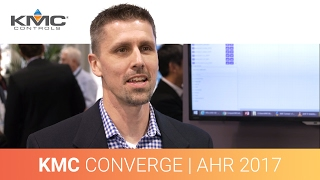 KMC Converge | AHR 2017