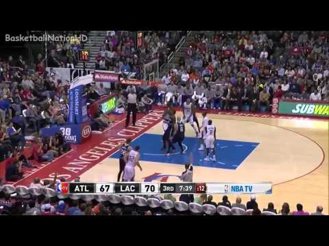 Atlanta Hawks vs LA Clippers   March 8, 2014   Full Game Highlights   NBA 2013 2014 Season 0m667tQER