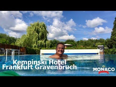 Kempinski Hotel Gravenbruch, Frankfurt, Hotel-Test, Innenpool, Spa, Meetingräume, Luxusklasse
