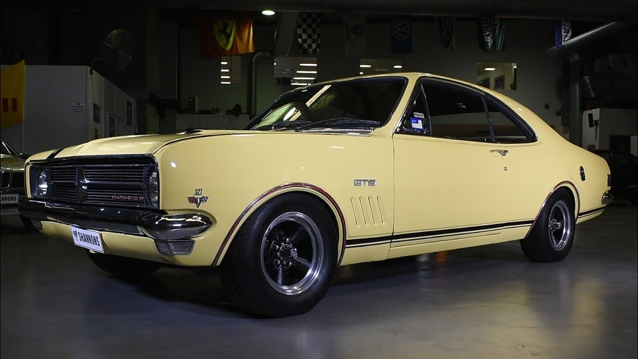 1968 Holden HK GTS 327 'Bathurst' Monaro Coupe - 2017 Shannons Sydney Spring Classic Auction