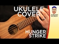 """""""Hunger Strike"""" (Temple of the Dog) - UKULELE COVER video & mp3"""