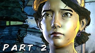 THE WALKING DEAD SEASON 3 A New Frontier Walkthrough Gameplay Part 2 - Old Face (Episode 4)
