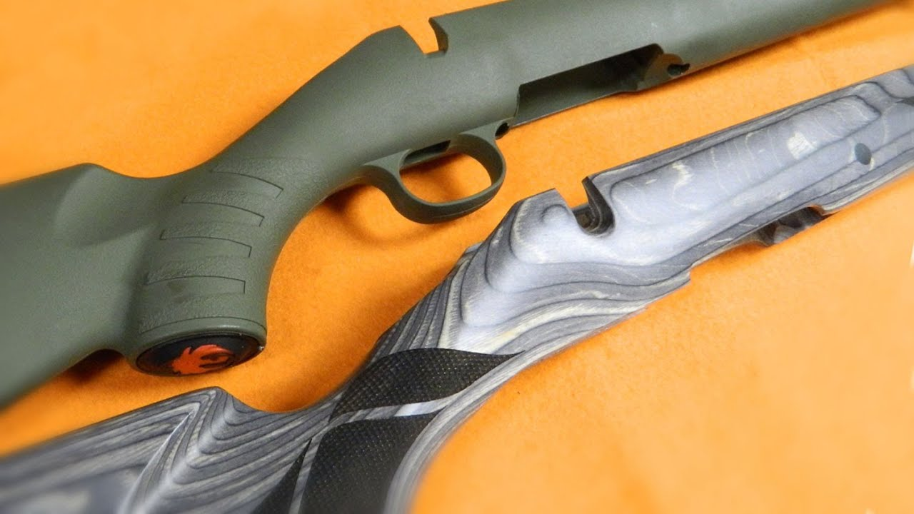 NRA Gun Gear of the Week: Precision Hunter Build—Rifle Stock and Bedding
