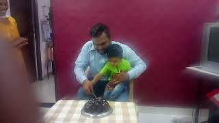 Birthday wishes given me to my Nephew