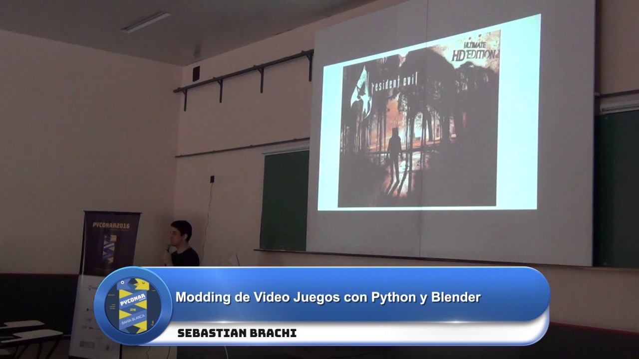 Image from Modding de Video Juegos con Python y Blender