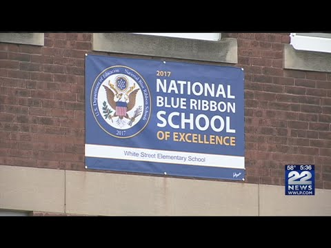 White Street Elementary School in Springfield honored with national award