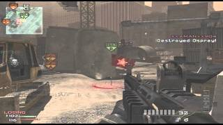 MW3 Fun Tactics The Stinger and The Package