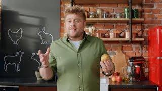 Klasyczny pieczony ziemniak w zaskakującym wydaniu! [Sztuka mięsa]