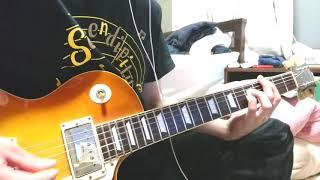 【スピッツ】悪役 ギターで弾いてみた