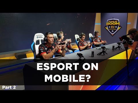 Esport On Mobile? - Part 2