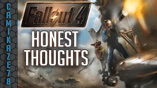 Honest Thoughts on Fallout 4 | Fallout 4 PC Gameplay