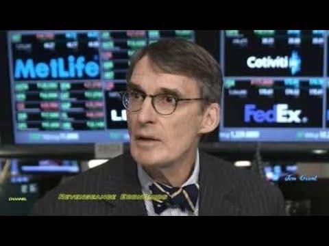 Economic Collapse🔴Jim Grant --   Stocks, Taxes, Trump, Fed, Yellen, Monetary Policy