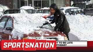 Did Belichick go too far demanding practice from Patriots during snowstorm? | SportsNation | ESPN