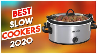 Best Slow Cookers in 2020