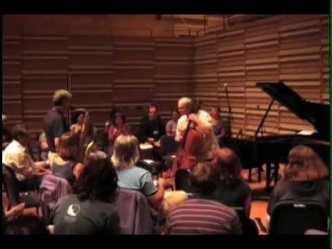 David Darling & Music For People - Art of Improvisation 2008  SUNY Fredonia