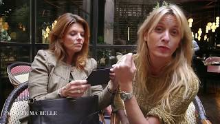 Dans le sac de Sarah Lavoine et Gwendoline Hamon
