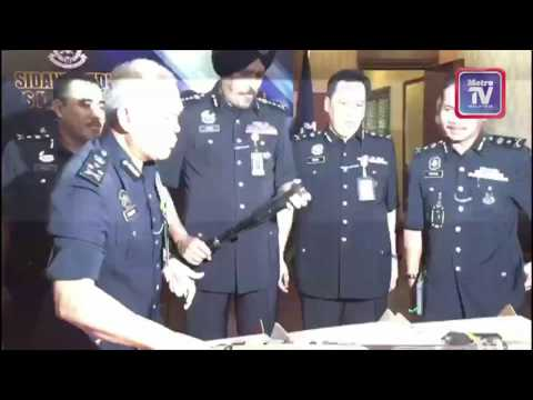 Cekup Datuk, Datuk Seri ketua samseng