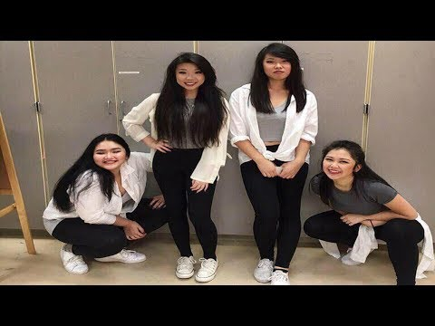 Curtis Senior High School Talent Show Dance 2016 | Catherine Kay Anne
