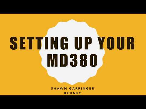Programming Your MD380