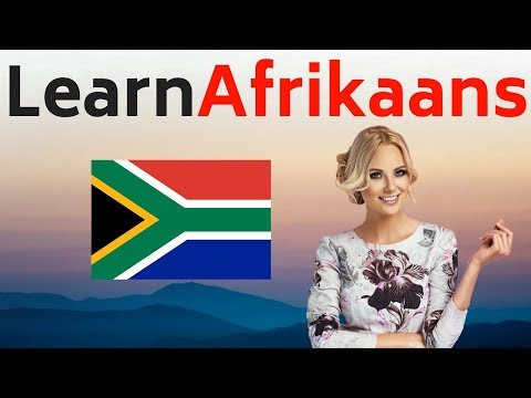 Learn Afrikaans While You Sleep 😀  Most Important Afrikaans Phrases and Words 😀 English/Afrikaans thumbnail