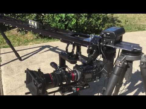 Robert Howell Productions, Kessler cine slider underslung f55