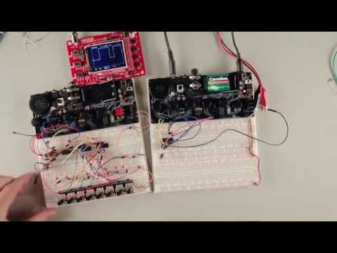 Casper Electronics DIY synth building. Part 1: Oscillators