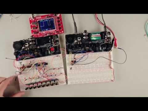 Casper Electronics DIY synth building. Part 1: Oscillators