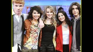 Livin On A High Wire-- Lemonade Mouth