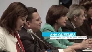 Democracia e igualdad de género en la Constitución CDMx