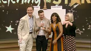 "Video Kerry Washington & Tony Goldwyn Play ""Sketching With the Stars"" download MP3, 3GP, MP4, WEBM, AVI, FLV Oktober 2017"