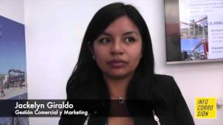 Perumin 2015 - Entrevista Santo Domingo