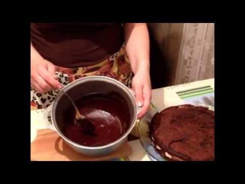Пражский Торт/Торт Прага (Бабушкин Рецепт) Очень Вкусный и Сочный | Chocolate Cake Prague