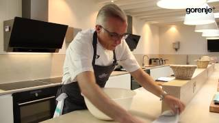 How to make bread - with Gorenje