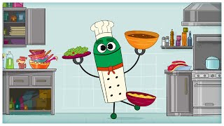 chef songs about professions by storybots