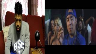 King Lil G - AK47 (Official Music Video) Reaction