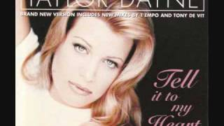 Taylor Dayne -  Tell It To My Heart(T-empo