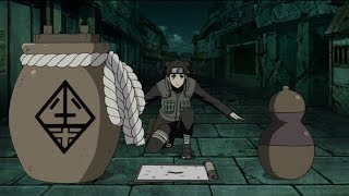 Naruto Shippuden Episodes 427 & 428 Review- Ten Ten To The Rescue!!