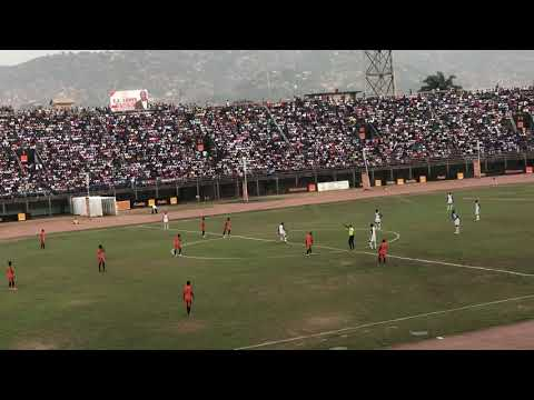 |Fc Kallon vs Might Blackpool|#sierraleone premier league #salone #africa #caf