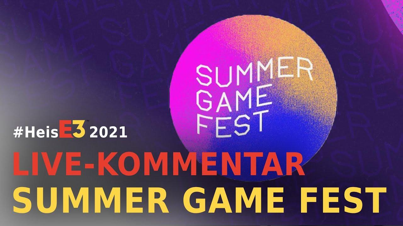 E3 2021 live ab 20 Uhr: Summer Game Fest mit Live-Kommentar