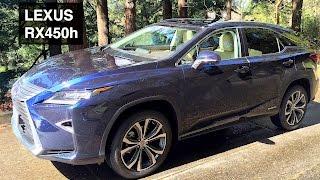 Lexus RX 450h 2016 Videos