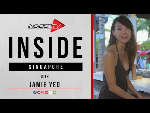 INSIDE Singapore with Jamie Yeo | Travel Guide | December 2017