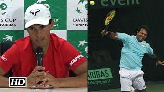 Davis Cup 2016: Nadal's Unbelievable Comment On Leander Paes