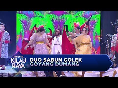 Duo Sabun Colek, Makin Malem Makin Lincah [Goyang Dumang] - RTKR (16/12)