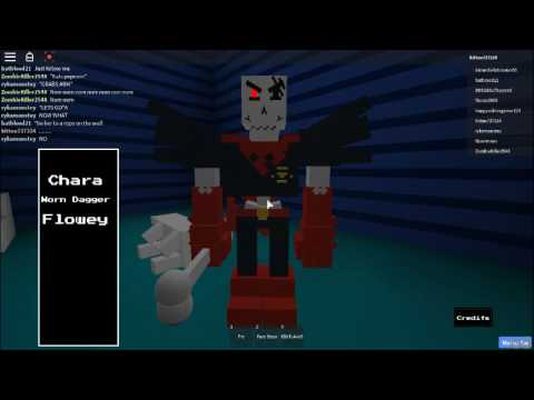 roblox-underFell rp by Asriel the little prince