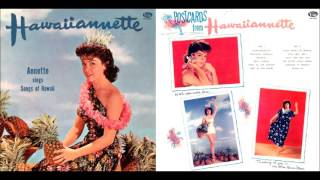 Watch Annette Funicello Hawaiiannette video